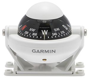 Garmin Compass 58, White, Northern Balanced