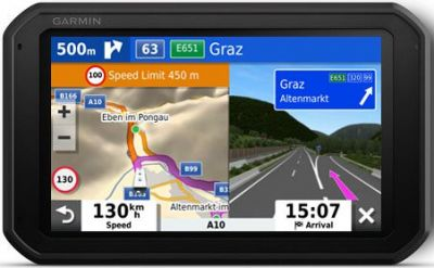 Garmin Camper 785 & Digital Traffic