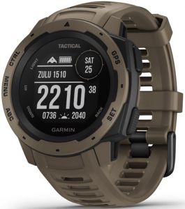 Garmin Instinct – Tactical Edition Jasnobrązowy